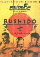Pride FC: Bushido Volumes 1 - 3