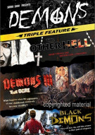 Black Demons / The Ogre / The Other Hell (Demons Triple Feature)