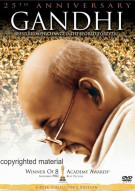 Gandhi: 25th Anniversary Collectors Edition
