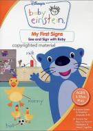 Baby Einstein: My First Signs