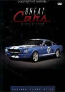 Great Cars: Mustang / Cobra / GT - 40
