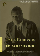 Paul Robeson: Portraits Of The Artist - The Criterion Collection