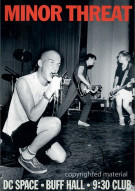 Minor Threat: at DC Space - Buff Hall - 9:30 Club