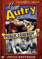 Gene Autry Collection: Public Cowboy No. 1