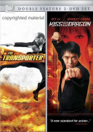 Transporter / Kiss Of The Dragon (Double Feature)