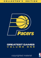 NBA Indiana Pacers Greatest Game Collection: Volume 1