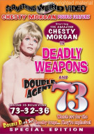 Deadly Weapons / Double Agent 73 (Double Feature)