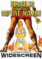 Hercules And The Captive Women / Hercules, Prisoner Of Evil (Double Feature)