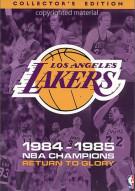 NBA Los Angeles Lakers 1985 Champions: Return To Glory