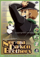 Nerima Daikon Brothers: Volume 2 - Show Me Your Daikon (And Ill Show You Mine)