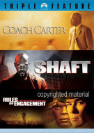 Samuel L. Jackson Collection (Triple Feature)