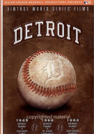 Vintage World Series Films: Detroit Tigers