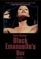 Black Emanuelles Box: Volume 1