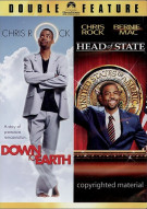 Down To Earth / Head Of State (Double Feature)