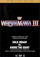 WWE: Wrestlemania III