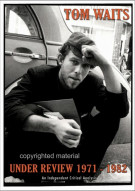 Tom Waits: Under Review - 1971-1982
