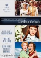 Essential Classics: American Musicals