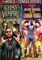 Gypsy Vampire/Saturn Avenger Vs. The Terror Robot (Double Feature)