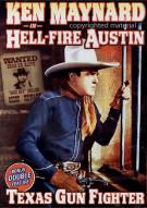 Hell-Fire Austin/Texas Gun Fighter (Double Feature)