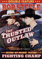 Bob Steele Double Feature: The Trusted Outlaw/Fighting Champ (Alpha)