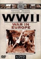 WW II War In Europe