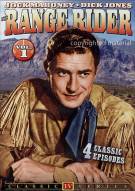 Range Rider, The: Volume 1