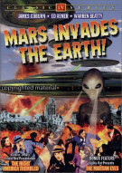 Mars Invades The Earth: The Night America Trembled / The Martian Eyes (Double Feature)