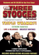 Three Stooges, The: Triple Whammy Box Set