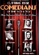 Cutting Edge Comedians Of The 60s & 70s