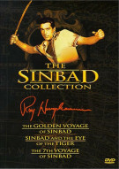 Sinbad Collection, The (3 Pack)