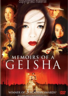Memoirs Of A Geisha (Single Disc)