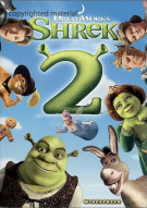 Shrek 2 / Shrek 3D Party In The Swamp (Widescreen)