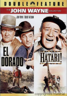 El Dorado / Hatari! (Double Feature)