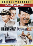 In Harms Way / Donovans Reef (Double Feature)
