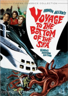 Voyage To The Bottom Of The Sea: Global Warming Edition