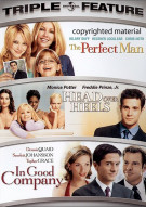 Perfect Man, The / Head Over Heals / In Good Company (Triple Feature)