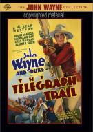 Telegraph Trail, The