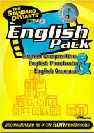 English Pack: Composition/ Grammar/ Punctuation: The Standard Deviants