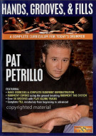 Pat Petrillo: Hands, Grooves, & Fills (with Book)