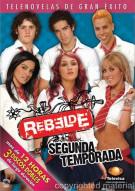 Rebelde: Segunda Temporada