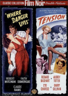 Where Danger Lives / Tension (Double Feature)