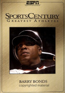 SportsCentury Greatest Athletes: Barry Bonds
