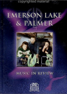 Emerson, Lake & Palmer: Music In Review Book / DVD Set