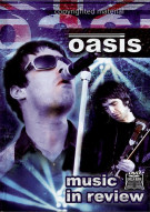 Oasis: Music In Review Book / DVD Set