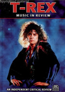 T-Rex: Music In Review Book / DVD Set