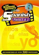 Spanish 2 Pack: The Standard Deviants