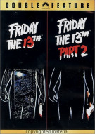 Friday The 13th / Friday The 13th: Part 2 (Double Feature)