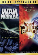 War Of The Worlds (1953) / When Worlds Collide (Double Feature)