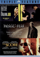 Italian Job, The / Primal Fear / The Score (Triple Feature)