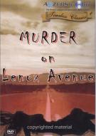 Murder On Lenox Avenue